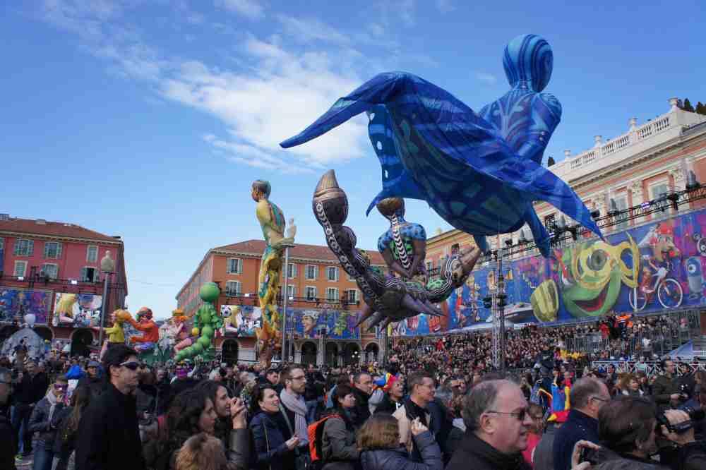 Nice Carnaval 2012